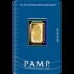Zlatý slitek Pamp Fortuna 5 g