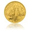 Zlatá mince 5000 Kč 2017 Pernštejn stand