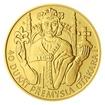 Zlatý 40dukát Přemysla Otakara I. stand