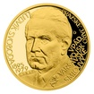 Zlatý dukát Českoslovenští prezidenti - Ludvík Svoboda proof