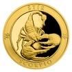 Zlatý dukát Znamení zvěrokruhu - Štír proof