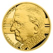 Zlatý dukát Národní hrdinové - Sir Nicholas Winton proof