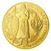 Zlatá investiční mince 100dukát Spytihněva I. stand