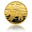 Zlatá mince Bob a Bobek proof