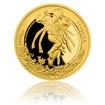 Zlatá mince České tradice UNESCO - Slovácký verbuňk proof