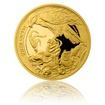 Zlatá mince České tradice UNESCO - Sokolnictví proof