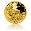 Zlatá mince Válečný rok 1943 - Bitva u Kurska proof