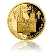 Zlatá mince Doba Jiřího z Poděbrad - Král dvojího lidu proof