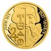 Zlatá mince Alchymisté - John Dee proof