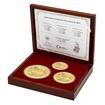 Sada zlatých mincí Český lev 2019 stand - 5oz, 10oz, 1kg
