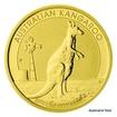 Zlatá investiční mince 1/2 Oz 50 AUD Australian Kangaroo