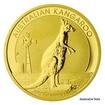 Zlatá investiční mince 1 Oz 100 AUD Australian Kangaroo