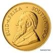 Zlatá investiční mince 1/4 Oz Krugerrand - Südafrika stand