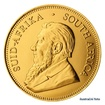 Zlatá investiční mince 1/2 Oz Krugerrand - Südafrika stand