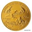 Zlatá investiční 1/2 Oz mince 25 USD American Eagle stand