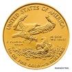 Zlatá investiční 1/10 Oz mince 5 USD American Eagle stand