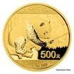 Zlatá investiční mince 30 g Yuan Panda proof