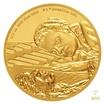 Zlatá investiční mince 1/4 Oz 25 NZD Star Wars 2020 Lando Calrissian proof
