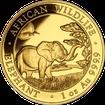 Slon africký Investiční mince 1 Oz 2019