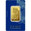 Investiční zlatý slitek 1 OZ Pamp Fortuna