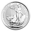 British Royal Mint Stříbrná mince Britannia 1 oz (2018)