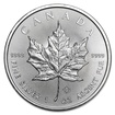 Royal Canadian Mint Stříbrná mince Canadian Maple Leaf 1 oz (2021)