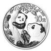 China Mint Stříbrná mince China Panda 30g (2021)