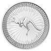 Perth Mint Stříbrná mince Kangaroo 1 oz (2021)