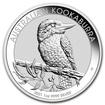 Perth Mint Stříbrná mince Kookaburra 1 oz (2021)