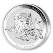Perth Mint Stříbrná mince Orel klínoocasý - Wedge-tailed Eagle 1 oz (2021)