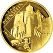 Zlatá mince 5000 Kč Pernštejn 2017 Proof