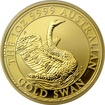 Zlatá investiční mince Australian Swan 1 Oz 2020