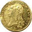 Zlatá mince 2 Louis d'Or Ludvík XVI. 1786 T