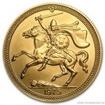 Zlatý Sovereign -Viking sovereign