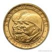 Zlatá mince rumunská 20 lei-Tři králové 20 lei