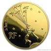 Zlatá mince Malý princ 2015-Proof 1 Oz