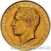 Zlatá mince Portugalsko 10 000 reálů-Luis I. 1878-1889 10 000 reálů