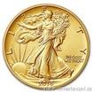 Zlatá mince Kráčející svoboda 2016-proof 1/2 Oz