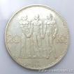 Stříbrná 20 koruna 1934 20 koruna