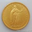 Zlatá mince 20 korona 1905 KB Mint 20 koruna