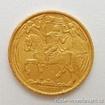 Zlatá dukátová medaile Milenium svatého Václava 929-1929 dukát