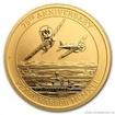 Zlatá mince Pearl Harbor 2016-75. výročí 1 Oz
