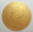 Zlatá mince čtyřdukát Františka Josefa I. 1911 4 dukát