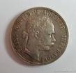 Stříbrný 1 zlatník Františka Josefa I. 1883 1 zlatník