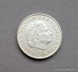 Stříbrný 1  gulden královna Juliána 1 gulden
