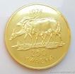 Zlatá mince antilopa Nyala-Malawi 1978 1 Oz