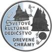 10 € - Svetové dedičstvo UNESCO Drevené chrámy v slov. časti karpatské