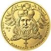 1100. výročí narození sv. Václava - zlatá 1Oz b.k.