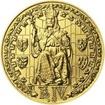 b.k. - Pražské dukáty - 5 dukát - Prašná brána Au