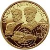 Operace Antropoid - zlato Proof